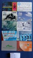LOTTO 10 SCHEDE FUNZIONALI DIFFERENTI (ML181 - Other Collections