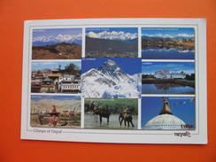 Glimps Of Nepal:MT.EVEREST,LUMBINI,MUSTANG,NAGARKOT,... - Nepal