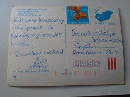 D154556 Hungary   Postal Stationery  3 Ft  Nr. 881224/23    Pusztavacs Cancel - Entiers Postaux