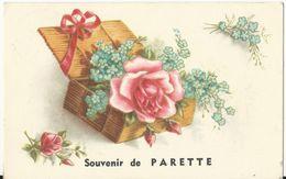 Souvenir De Parette - Attert