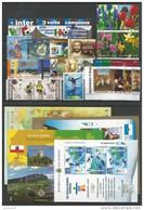 SAN MARINO - 2010 - Annata Completa - 28 Valori + 4 BF - Year Complete ** MNH/VF - San Marino