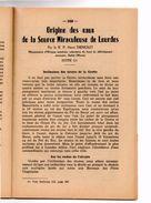 Libro REVUE RADIESTHESIE & INFORMATIONS SCIENTIFIQUES N°114 1954 (La Baguette XVIIè S Phénomènes Insolites, Schunbrunn - Sciences