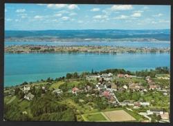 SALENSTEIN TG Arenenberg Insel Reichenau Flugaufnahme Untersee - TG Thurgovia