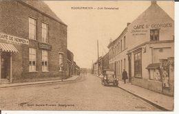 Hoogstraeten - Zicht Gelmelstraat 1932  (Geanimeerd) - Hoogstraten