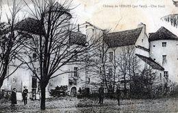 Château De VERGES -  Par Vevy (Jura) - Côté Nord  - 3P8b - Unclassified