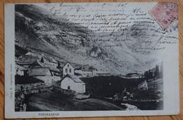 05 : Fouillouse - Dos Simple 1905 - (n°9163) - Altri Comuni