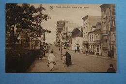Blankenberge Rampe Et Rue Léopold - Blankenberge