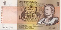 AUSTRALIA BANKNOTE 1 DOLLARS-UNC(K) - Unclassified