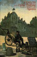 4e Salon De La Carte Postale - NANTES 1982 - Bourses & Salons De Collections