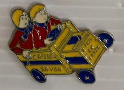 COURSE CAISSE A SAVON SAINT PAUL EN JAREZ LOIRE - Badges