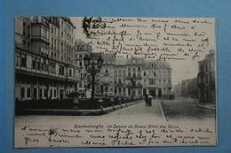 Blankenberge Le Square Du Grand Hôtel Des Bains - Blankenberge