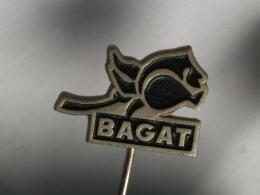 Z394 - RUZA BAGAT, Sewing Machine - Pin's