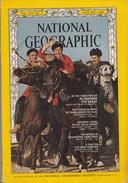 National Geographic January 1968 Volume 133 No 1 - Travel/ Exploration