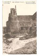 Carency - Les Ruines De L'église - Guerre 1914-18 - WW1 - Autres Communes