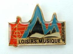 PIN'S LOISIRS MUSIQUE ROUEN - Musique