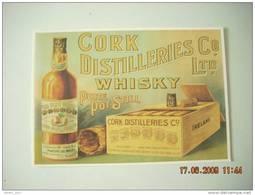 CLOUET 10679   WISKY  CORK    1900 - Advertising