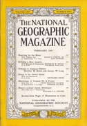 National Geographic Vol. CXV 115 Number Two, February 1959 - Travel/ Exploration