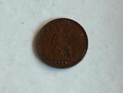 UK 1 FARTHING 1879 ONE GRANDE BRETAGNE - B. 1 Farthing