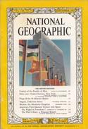 National Geographic Vol. 120 No. 3 September 1961 - Travel/ Exploration