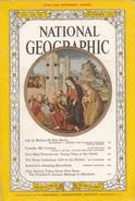 National Geographic Vol. 120 No. 6 December 1961 - Travel/ Exploration