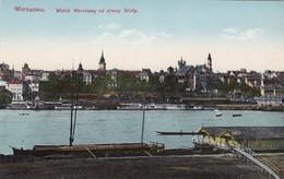 Warszawa - Widok Warszawy Od Strony Wisty - Polonia
