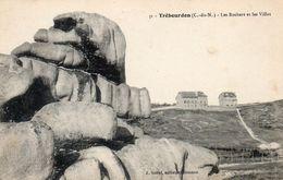 - 22 - TREBEURDEN (C.-du-N.) - Les Rochers Et Les Villas. - - Trébeurden