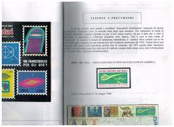 X PHILCAT 2001 UFOFILATELIA CATALOGO DI FRANCOBOLLI CARTE TF MONETE UFOLOGICHE - Francobolli