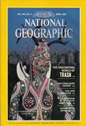 National Geographic Vol. 163 No. 4, April 1983 - Travel/ Exploration