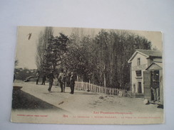 Douane - Frontieres // Franco - Espana // Bourg Madame  (66) Poste De Douanes Francaises // 19?? - Douane