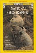 National Geographic Vol. 153, No. 4, April 1978 - Travel/ Exploration