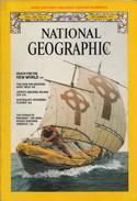 National Geographic Vol. 152, No. 6, December 1977 - Travel/ Exploration