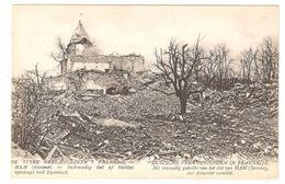 Duitsche Verwoestingen In Frankrijk - Slot Van Ham (Somme) Met Dynamiet Vernield - Oorlog 1914-18