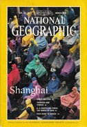 National Geographic Vol. 185, No. 3, March 1994 - Travel/ Exploration