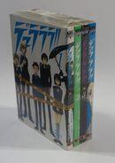 Durarara!! Vol. 1~4 Narita Ryohgo/Satorigi Akiyo ( V.O. ) - Books, Magazines, Comics