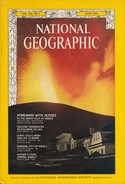National Geographic Vol. 144, No. 1 July 1973 - Travel/ Exploration