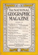 National Geographic Magazine Vol. CXIV 114, No. 4, October 1958 - Travel/ Exploration