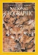 National Geographic Magazine Vol. 180, No. 3, September 1991 - Travel/ Exploration