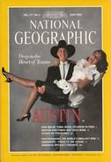 National Geographic Magazine Vol. 177, No. 6, June 1990 - Travel/ Exploration