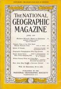 National Geographic Vol. 115 CXV, No. 6, June 1959 - Travel/ Exploration