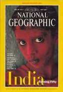 National Geographic Vol. 191, No. 5 May 1997 - Travel/ Exploration