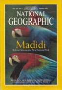 National Geographic Vol. 197, No. 3 March 2000 - Travel/ Exploration