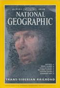 National Geographic Magazine Vol. 193, No. 6, June 1998 - Travel/ Exploration