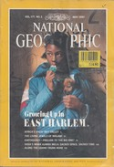 National Geographic Magazine Vol. 177, No. 5, May 1990 (Including:Growing Up In East Harlem) - Travel/ Exploration
