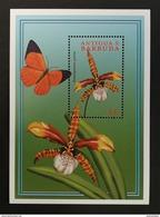 Antigua Barbuda 2000** Bl.455. Flowers [19;90] - Planten