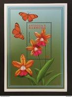 Antigua Barbuda 2000** Bl.456. Flowers [19;91] - Planten