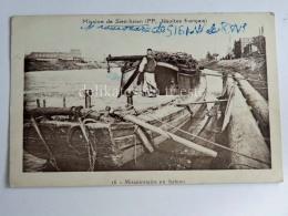 CHINA CINA MISSION DE SIEN HSIEN Jesuites Francais FRANCE FRANCIA Old Postcard - Cina