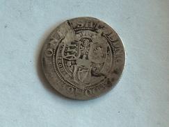 UK 1 SHILLING 1900 ONE GRANDE BRETAGNE Silver Argent - 1816-1901 : Frappes XIX° S.