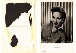 CPA Ann Blyth FILM STAR (548055) - Attori