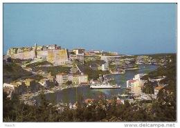 538. Bonifacio,Le Goulet Et La Citadelle (Corse) - France