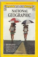 National Geographic Magazine Vol. 156, No. 2, August 1979 - Travel/ Exploration